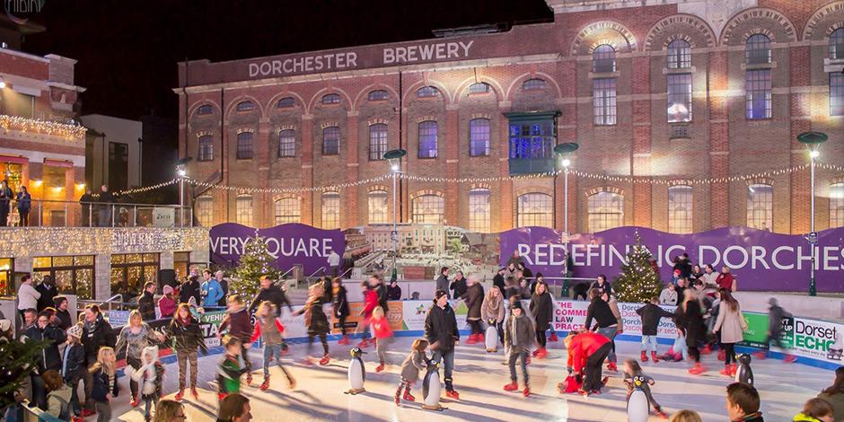 Brewery Square Dorchester